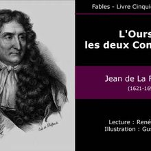 L'Ours et les deux Compagnons - Fables - Jean de La Fontaine