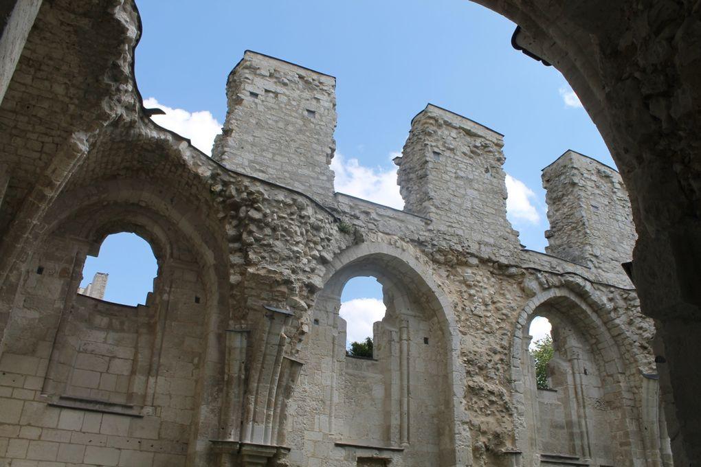 6 - L'Abbaye de Jumièges