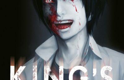 Nobuaki Kanazawa et Hitori Renda - King's games tomes 1 à 5 (Avis)