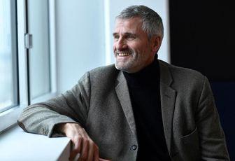 Gilles Moretton président de la FFT
