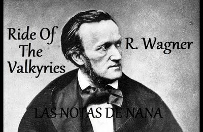 "Notas de la Canción ""Ride Of The Valkyries"" 