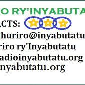 Ihuriro ry'Inyabutatu: Ijambo ryo kwibuka jenoside inshuro ya 25.