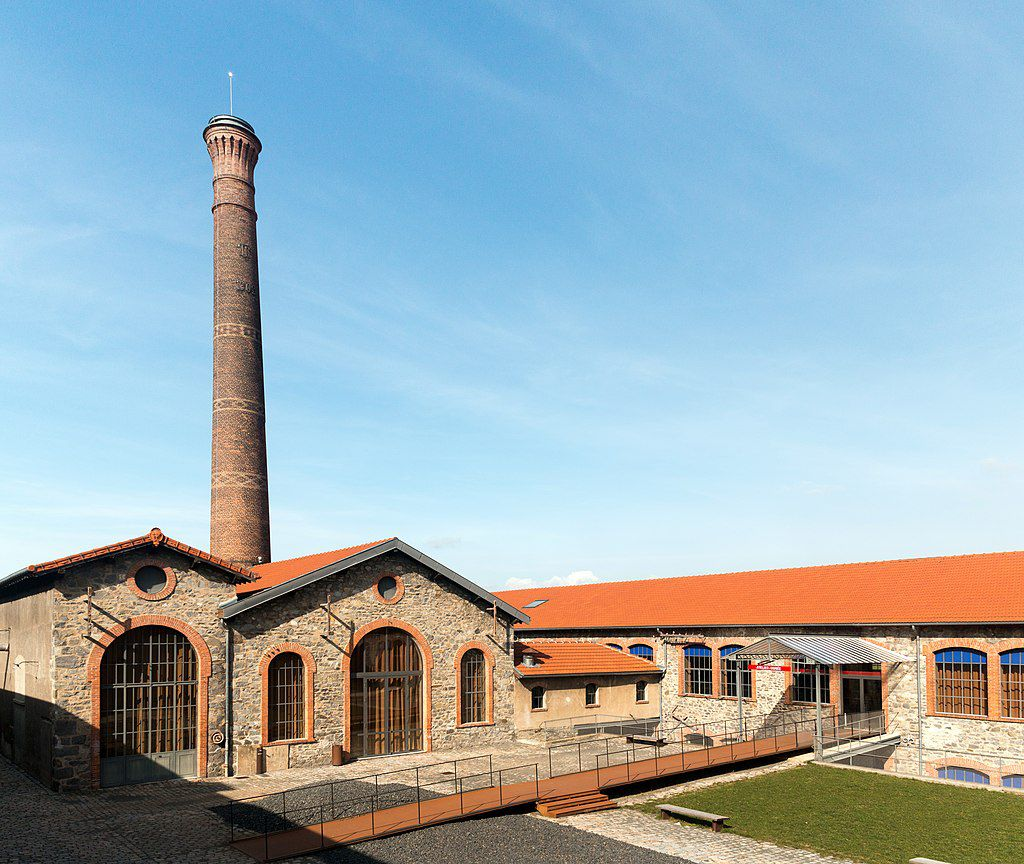 La chapellerie, usine Fléchet.