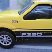 FORD F350 SUPER DUTY PICKUP MAISTO 1/64 - car-collector.net