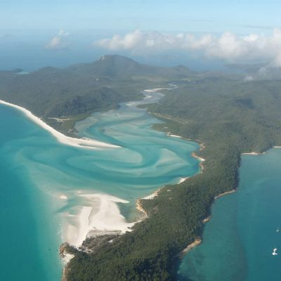 Last tour in the Whitsundays
