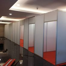 Sewa Partisi R8, Partisi Pameran, Fitting Room Pameran