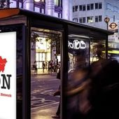 JCDecaux digitalise Londres - OOKAWA Corp.