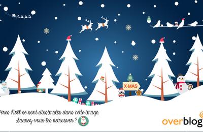 Le jeu de Noël by Overblog