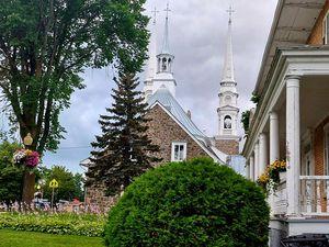 Spécial Québec 2021 (24) ... Une deuxième journée sur la route avec mon ami Guy : vers le Kamouraska (1)