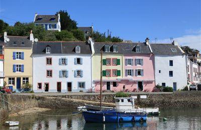 Randonnées en Bretagne à Belle-Ile en mer