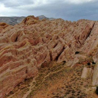 Şaşırtan görüntü! 'Dünyadaki Mars' büyülüyor