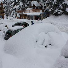 Janvier 2014 Fr3 parle de l'enneigement du Val d'Allos