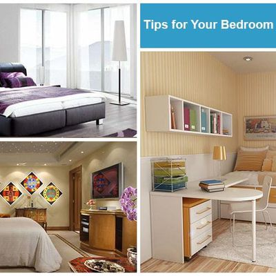 Tips for Your Bedroom Interior Designing