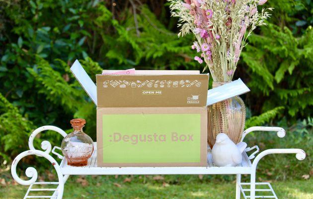 La Degusta Box saine et gourmande