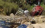 Chichaoua : sept personnes tuées et 21 blessées dans un grave accident