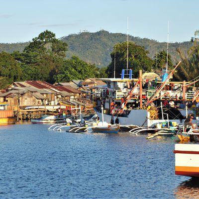 Mindanao (13) ... À Dipolog, enfin des 5 à 7 comme je les aime