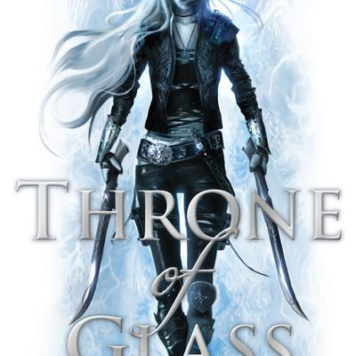 Throne of Glass (by Sarah J. Maas)