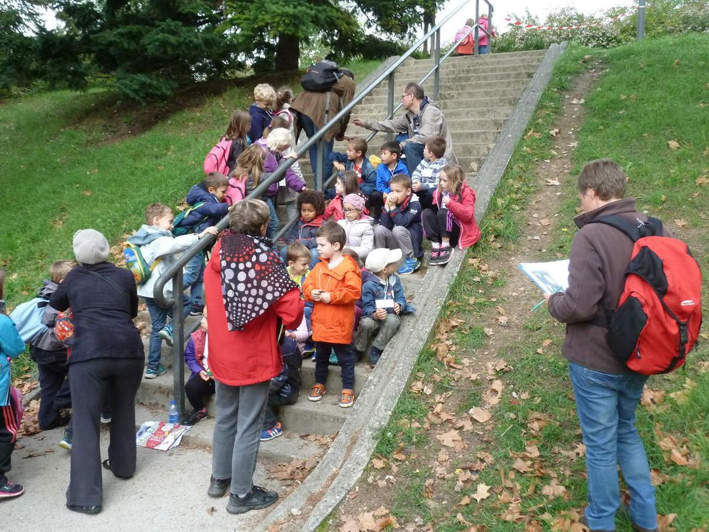 Le lac de Tours de et l'île Balzac ont vu défiler 520 enfants pour ces randonnées contées. Ont participer des classes de Diderot, Pitard et Flaubert de Tours, Ingrande, Vernou, St Epain, Mettray, Wallon de St Pierre des Corps et Moulin de Ballan-Miré