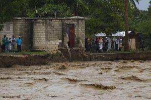 Cyclone à Mada
