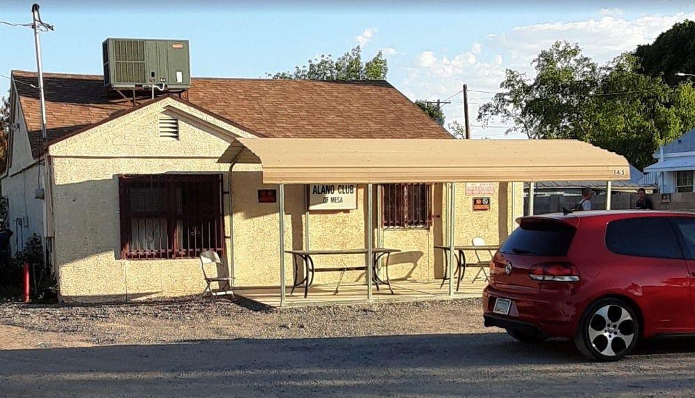 USA, Arizona : Mesa Alano Club