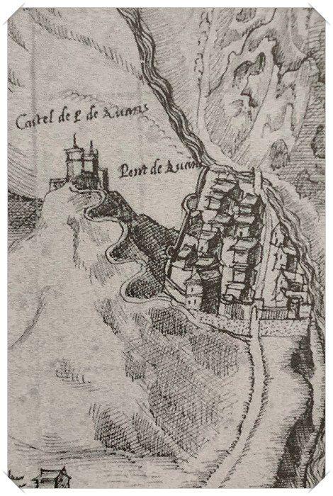 Diaporama château de Pont-en-Royans