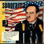 sonorama n°5 - février 1959 - l'oreille cassée