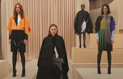 BURBERRY FALL 2021 RTW COLLECTION