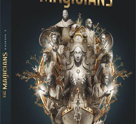 La saison 3 de The Magicians en DVD et Blu-Ray le 18 septembre 2018 !