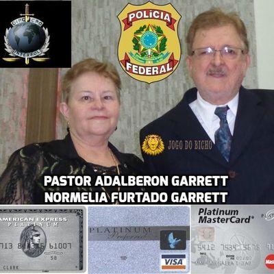 """On the fire-line; the story of Adalbéron Garrett, the self-proclaimed """"Pastor"""" from the Igréja Présbitariana do Brasil in Pina (city of Recife - state of Pernambuco) Brazil, his mafia-trained friend thugs, his secret family, his connections and role in organized crime."""