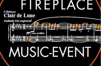 FIREPLACE Music-Event mit Thierry Frenkel an der Theremin