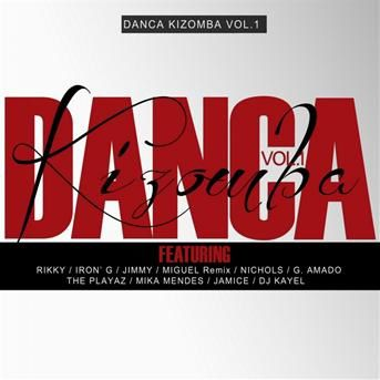[CABO] VA - DANCA KIZOMBA VOL.1 - 2012