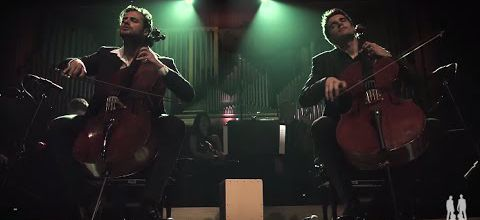 2CELLOS - With Or Without You (2015)