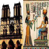 Culte dévoyé de la déesse Isis clef de compréhension universelle des évènements? Part1