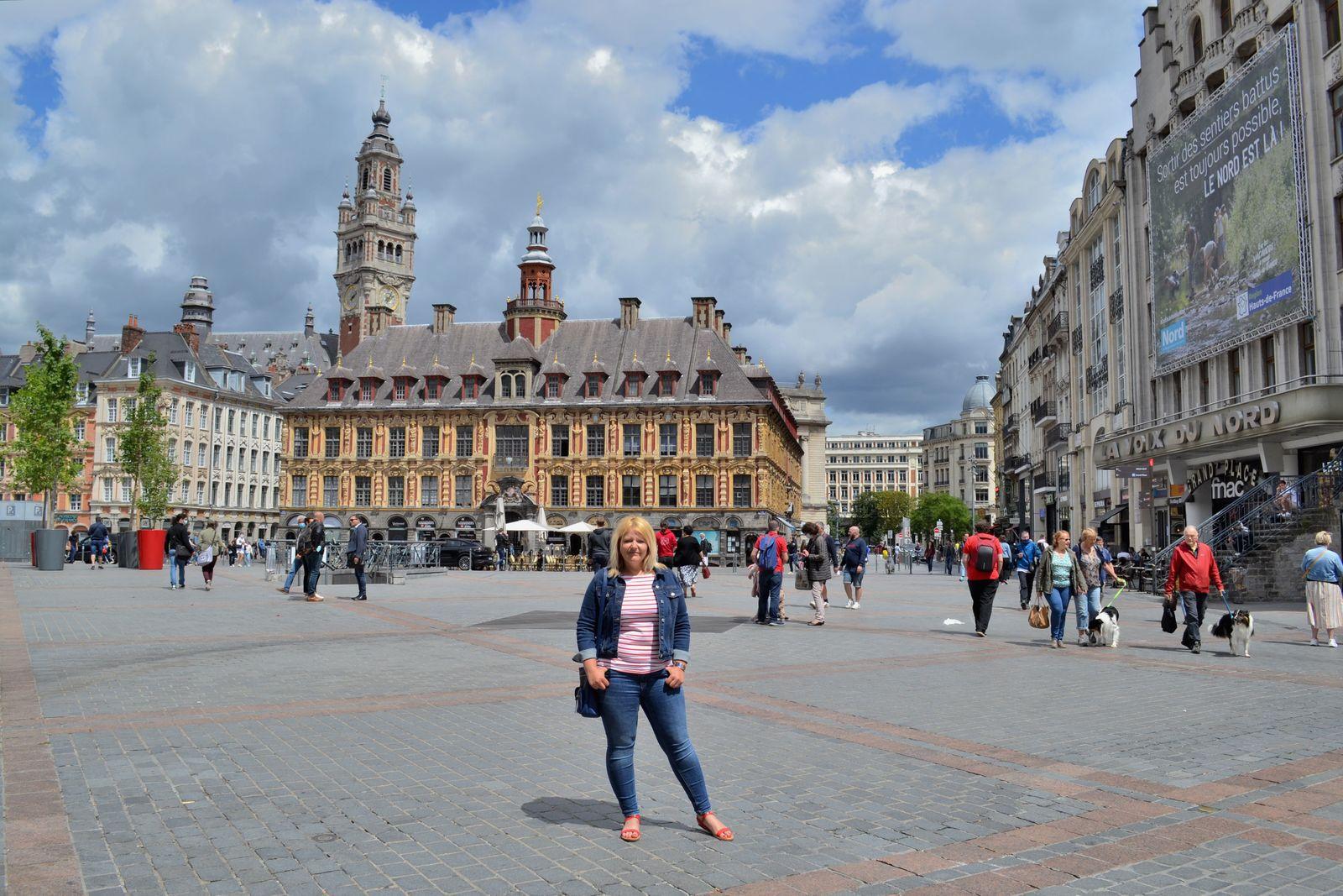 La Grand'Place de Lille...