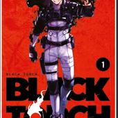Black Torch T01 - Éditions Ki-oon