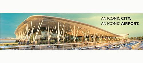 Kempegowda International Airport powered by ADB SAFEGATE's SafeLED