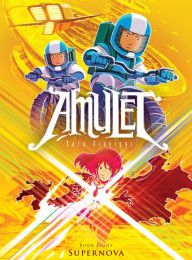 Book download free phone Supernova (Amulet #8)