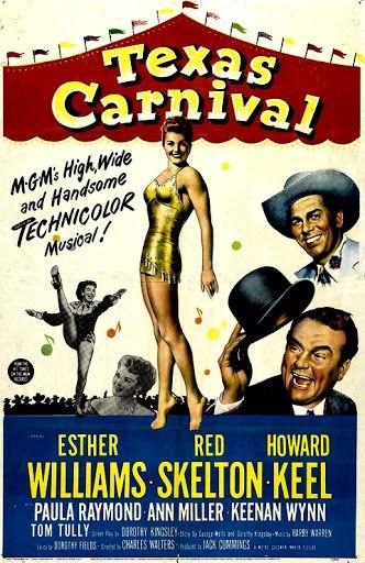 Carnaval au Texas de Charles Walters