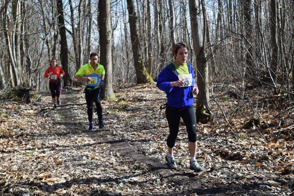 Trail des 2 Buttes - résultats