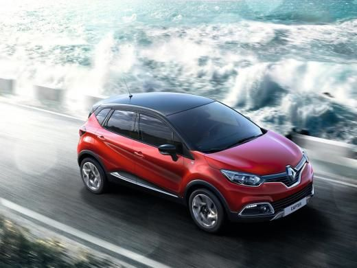 RENAULT CAPTUR HELLY HANSEN LIMITED EDITION