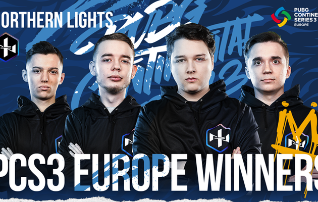 [ACTUALITE] PCS3 Europe - Northern Lights remportent les grandes finales
