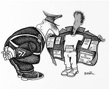 Políticas migratorias en Francia