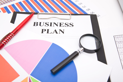 Business plan à 299 € h.t.