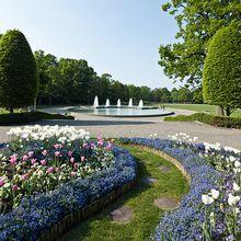 Le parc de Milan
