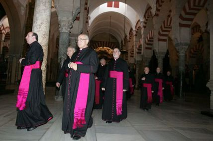 Cada vez más harto de esta Iglesia Católica que...