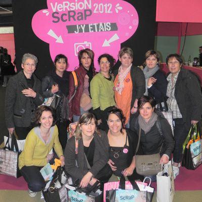 SCRAP PARIS 2012
