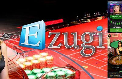 Remportez un jackpot en jouant au nouveau jeu de roulette en direct du développeur Ezugi