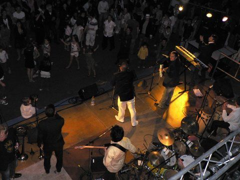 2ème édition le 12 juin 2010 avec Holy Totsy Gang et Mas Bajo