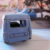 RENAULT 4 FOURGONNETTE - R4 COMMERCIALE SOLIDO 1/43 - car-collector.net