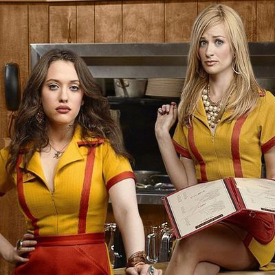2 Broke Girls [S5E1] : And The Wrecking Ball